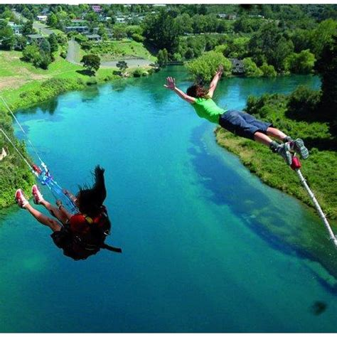 new jump taupo bungy jump new zealand one stop adventures