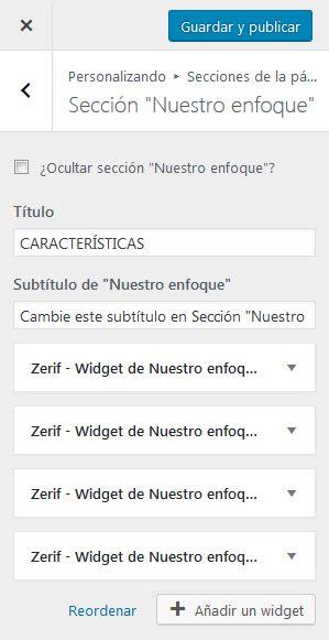 tutorial zerif wordpress tutorial de zerif lite en espa 241 ol actualizado para