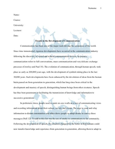 Effective Communication Essay by Barriers To Effective Communication Essay Illustrationessays Web Fc2