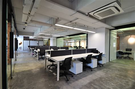 cool raw office design gt open work area office raw design pinterest office designs and