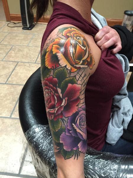 bohemian tattoo club nail bottle by bradley pearce tattoonow