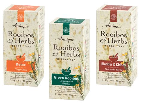Buchu Detox Tea by Four Easy Steps To A New You With Annique And Rooibos