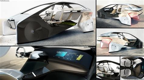 future cars inside bmw i inside future concept 2017 pictures information