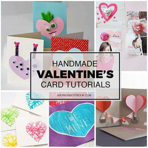how to make a valentines day card make your own s day cards