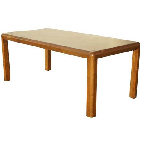 1 36 quot mid century modern bernhardt dining table ebay