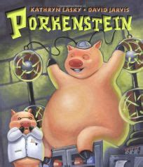 and god belched books religion book review porkenstein by kathryn lasky author