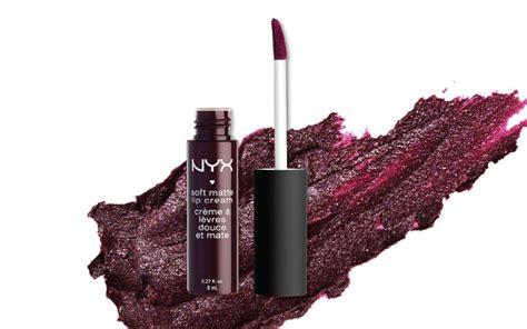 Lipstik Nyx Transylvania 3 produk lipstik warna lembayung