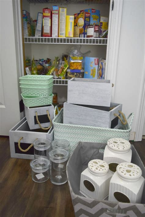 Containers For Pantry by Pantry Organization Is Key To A Functional Kitchen
