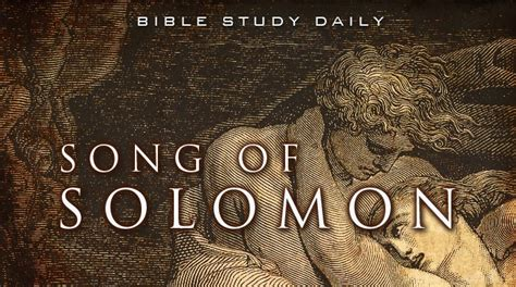 song of solomon a bsd old testament notes bible study daily