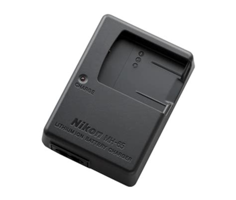 nikon coolpix chargers battery charger mh 65 chargers power coolpix accessories