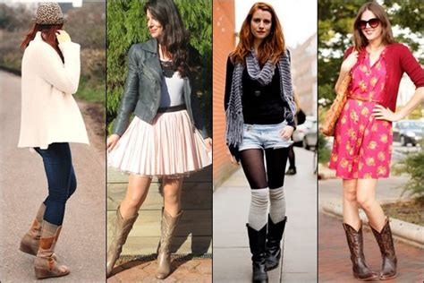 cowboy boots for fashion style wear mid calf boots in various styles and heights