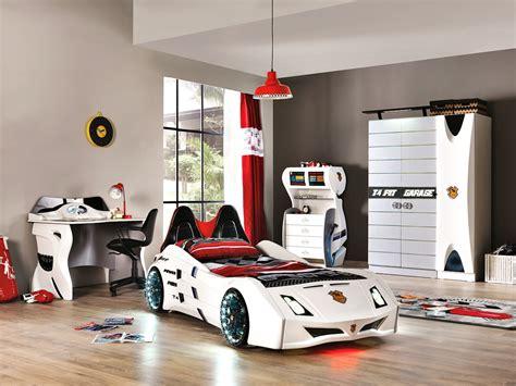 kinderbett auto mit beleuchtung autobett cat garage car mit beleuchtung sound und