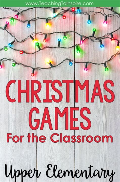 christmas games for the classroom for the classroom teaching to inspire with findley