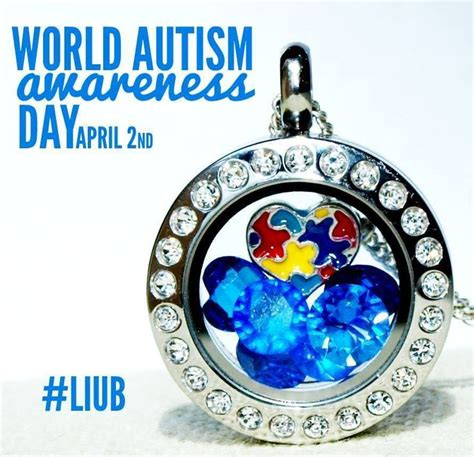 Origami Owl Autism Locket - 17 best images about awareness lockets on