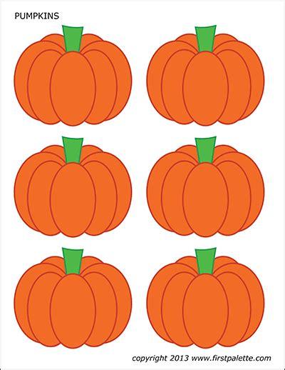 colored pumpkins pumpkins free printable templates coloring pages
