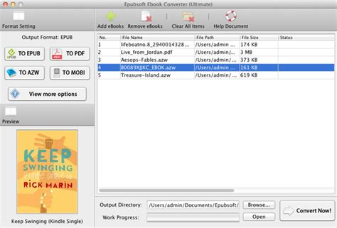 ebook format converter mac how to convert pdf to epub on mac without formatting issue
