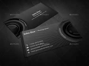 Card Templates For Photographers by 25 Photography Business Cards Templates Free Premium