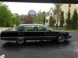 1996 Cadillac Fleetwood Brougham Sale Sell Used 1996 Cadillac Fleetwood Brougham Sedan 4 Door 5