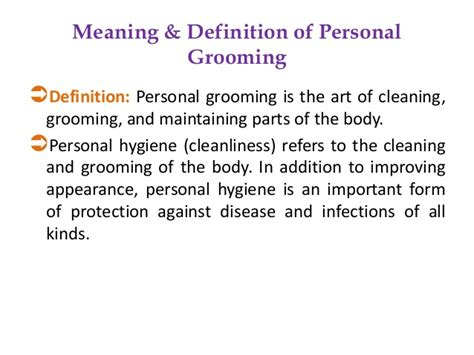 For Your Hair And Personality Grooming by Grooming Skills
