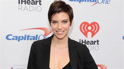 Lauren Cohan?s New Pixie Cut Has ?Walking Dead? Fans