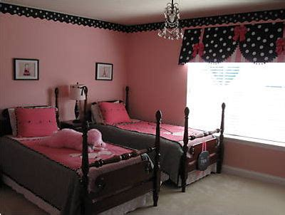 pink and black bedrooms pink black girls rooms design dazzle