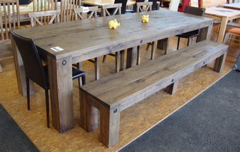 günstige bank massivholztisch mit bank bestseller shop f 252 r m 246 bel und