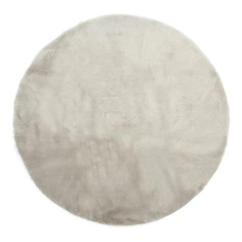 tappeto grigio tappeto rotondo grigio chiaro grigio chiaro pilepoil design