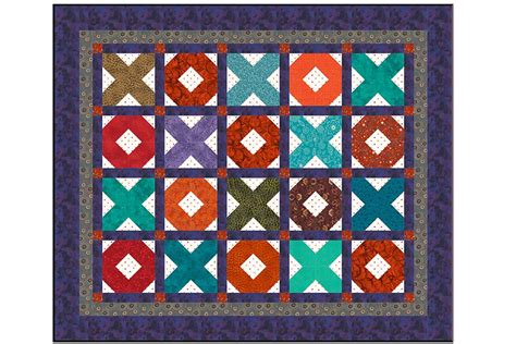 quilt pattern x and o x s and o s baby quilt pattern with easy sashing