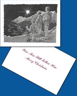 printable christmas cards for soldiers military christmas cards print 696
