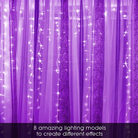 net curtain lights led christmas icicle string net curtain lights outdoor