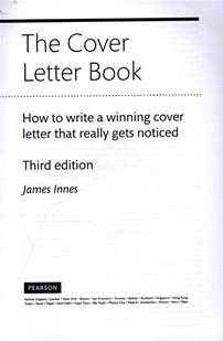 writing a winning cover letter the cover letter book how to write a winning cover