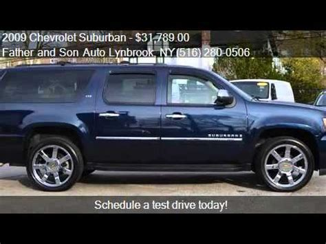 chevy suburban blue 2009 chevrolet suburban ltz 1500 4x4 4dr suv for sale in