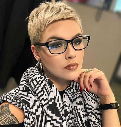 beste pixie cuts fuer blondes haar frisuren  neue