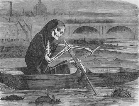 thames river during the industrial revolution the great stink of 1858