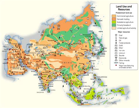 resource map of asia related keywords suggestions for resource map
