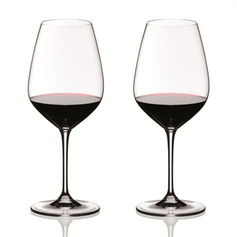 riedel barware riedel vinum extreme syrah shiraz glass set of 2
