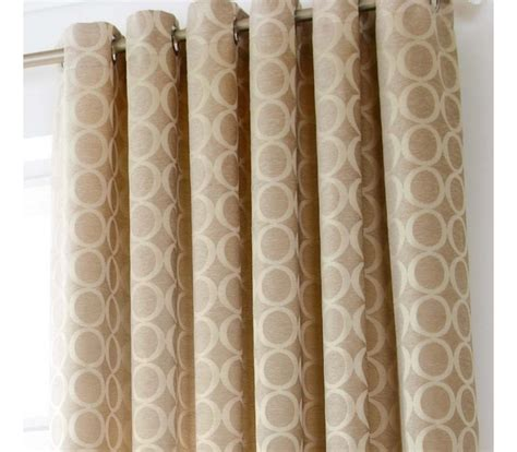 creme curtains oh cream chenille eyelet curtains