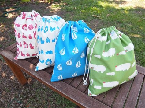 library bag pattern drawstring library bag giveaway piggledee