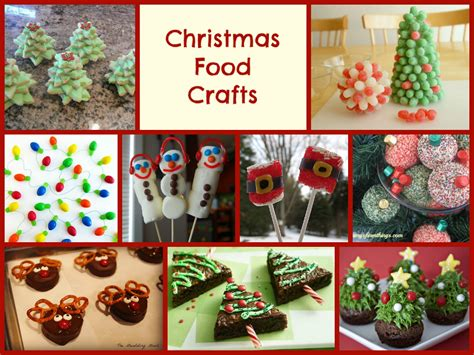 happy in a headlock christmas food crafts