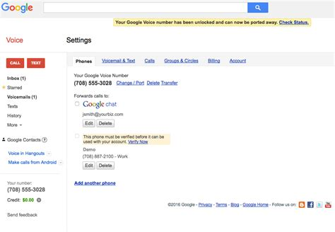 google images numbers how to port a number from google voice to talkroute