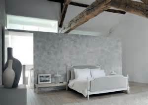Chambre Gris Perle Et Blanc