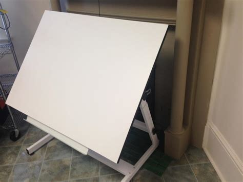 107x80cm 42x 31 5 Quot Staedtler Drafting Table And T Square Staedtler Drafting Table