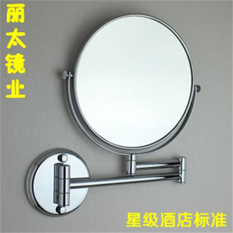 retractable bathroom mirror aliexpress com buy bathroom makeup mirror wall