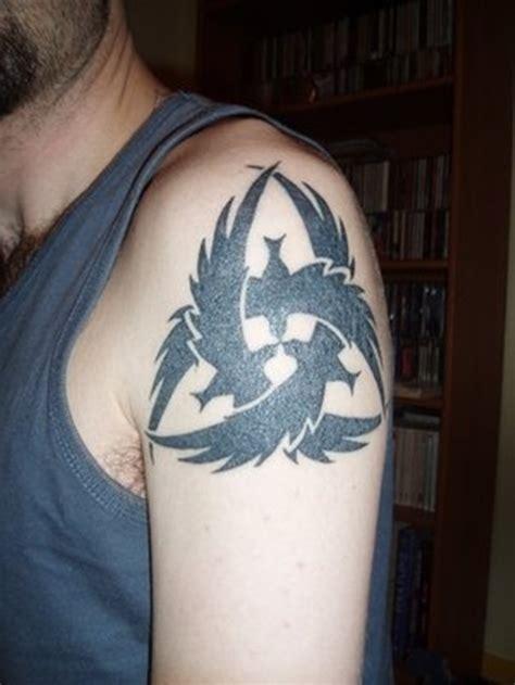 raven tattoos for men tribal design for designs for