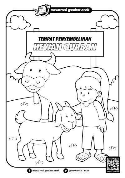 hewan+qurban+%28small%29.jpg (400×566) | Hewan, Warna, Agama