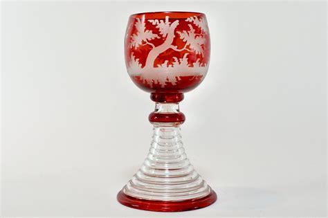 Bicchieri In Vetro Soffiato Bicchiere In Vetro Soffiato E Molato