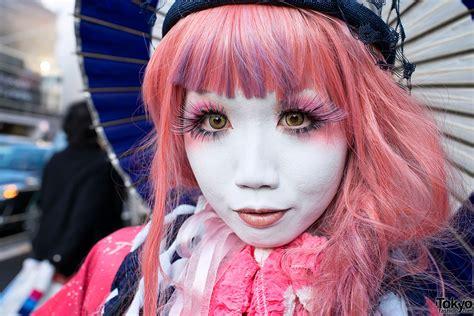Eyeliner Harajuku kawaii b all about shironuri kawaii b