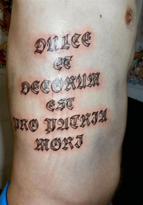 tattoo on latin latin tattoos designs ideas and meaning tattoos for you