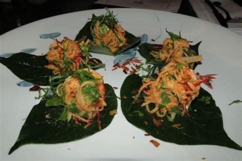 betel leaf food wine travel