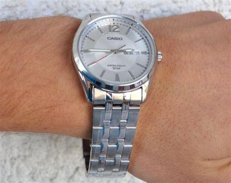 Casio Original Jam Tangan Mtp 1335d 1a jual casio mtp 1335d 7av baru jam tangan terbaru murah